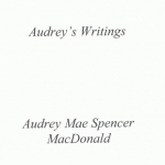 Audrey's Creative Writing-Cover