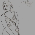 Women in lingerie
